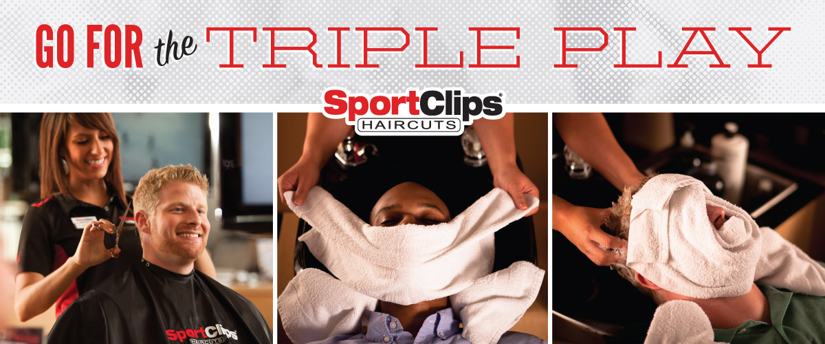 The Sport Clips Haircuts of Beaverton - Murray Scholls  Triple Play