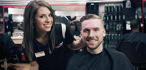 Sport Clips Haircuts of Beaverton - Murray Scholls ​ stylist hair cut
